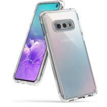 Capa Antishock Case Bordas Reforçadas Samsung Galaxy S10E Tela 5.8 Polegadas - Yellow Cell