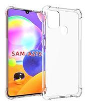 Capa Antishock E Impacto Para Novo Samsung Galaxy A21s - Ultimate