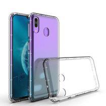Capa Antishock Novo Galaxy M20 2019 6.3 + Pelicula Vidro - Crystal