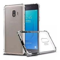 Capa Antishock + Pelicula De Gel 5d Galaxy J2 Core - Samsung