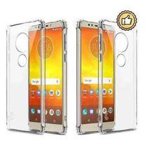 Capa AntiShock Reforçada TPU Motorola Moto E5 Play XT1920 - 5.3 POLEGADAS - Inova