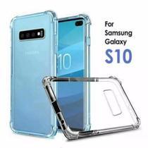 Capa AntiShock Reforçada TPU Samsung Galaxy S10 - 6.1 Polegadas - Inova