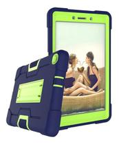 Capa Antishock Samsung Galaxy Tab A8 2019 T290 T295 + Vidro - Lucky