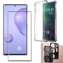 Capa Antishok Película 3D Protetor Lente Gel Samsung Note 20 - Highquality