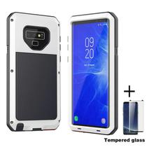 Capa Armadura Super Blindada Samsung Galaxy S10e - Branco - Oem