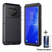 Capa Armadura Super Blindada Samsung Galaxy S10e - Preto - Oem