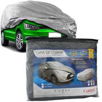 Capa Automotiva Cobrir Carro Protetora Forrada Central Tamanho P M G Carrhel -