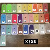 Capa aveludada iphone 6/7/8/x/xs/xr/11/11pro/11promax -