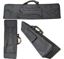Capa Bag Master Luxo Para Piano Yamaha P45 Nylon (preto) -