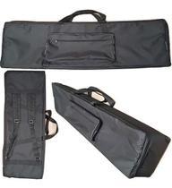 Capa Bag Teclado Korg Ps60 Sintetizador Master Luxo Preto - Constelação