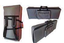 Capa Bag Teclado Master Luxo KORG PA500 - Relâmpago Bags