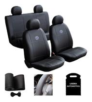 Capa Banco Automotivo Carro Sintético  Gol G1 G2 G3 G4 G5 G6 - Volkswagen