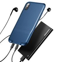 Capa Baseus Audio para iPhone X -
