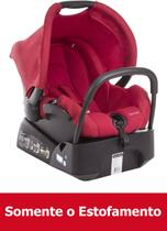Capa Bebe Conforto Safe Side Mobi Safety ORIGINAL - Vermelha - Dorel