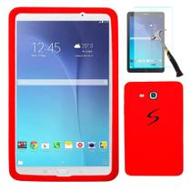 Capa Borracha Silicone Tablet Samsung Galaxy Tab E 9.6