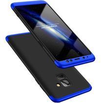 Capa Capinha 360 Fosca Galaxy A8 Plus Proteção A8+ Tela 6.0 - Danet