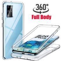 Capa Capinha 360 Graus Samsung A32 5G Case Transparente Anti Impacto Frente e Verso - Inova