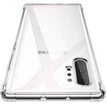 Capa Capinha Anti Impacto Cristal S9 S8 Plus S10 Note 10 + Silicone - Wlxy