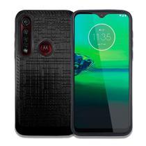 Capa Capinha Anti Impacto Motorola Moto G8 Plus Xt2019-2 Preto - Motomo