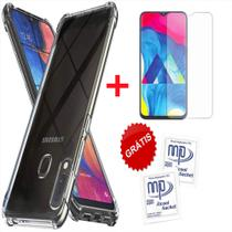 Capa Capinha Anti Impacto Samsung Galaxy A10s + Película de Vidro - Hrebos