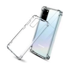 Capa Capinha Anti Impacto Silicone Galaxy S20 Plus Ultra FE - Hrebos
