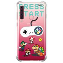 Capa capinha anti shock galaxy a9 2018 nintendo 0501 - Quarkcase