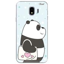 Capa capinha anti shock galaxy j4 2018 panda sac 1592 - Quarkcase