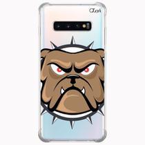 Capa capinha anti shock galaxy s10+ plus bulldog ic 1106 - Quarkcase