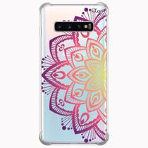 Capa capinha anti shock galaxy s10+ plus mandala c 0983 - Quarkcase