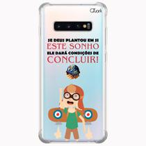 Capa capinha anti shock galaxy s10+ plus mundial 2 0753 - Quarkcase