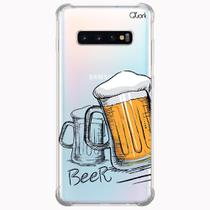 Capa capinha anti shock galaxy s10+ s10 plus 0071 breja - Quarkcase
