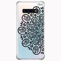 Capa capinha anti shock galaxy s10+ s10 plus 0113 mandala - Quarkcase
