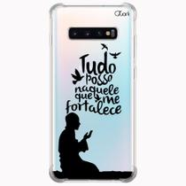 Capa capinha anti shock galaxy s10+ s10 plus 0120 posso - Quarkcase