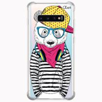 Capa capinha anti shock galaxy s10+ s10 plus 0277 urso - Quarkcase