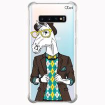 Capa capinha anti shock galaxy s10+ s10 plus 0279 hourse - Quarkcase