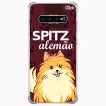 Capa capinha anti shock galaxy s10+ s10 plus 0285 spitz - Quarkcase