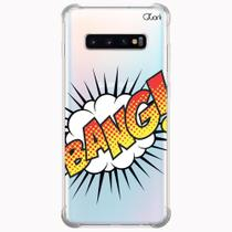 Capa capinha anti shock galaxy s10+ s10 plus 0328 bang - Quarkcase