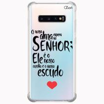 Capa capinha anti shock galaxy s10+ s10 plus 0722 univers - Quarkcase
