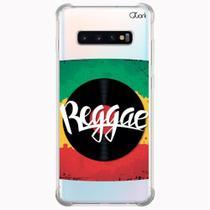 Capa capinha anti shock galaxy s10+ s10 plus 1082 reggae - Quarkcase