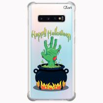 Capa capinha anti shock galaxy s10+ s10 plus 1165 halloween - Quarkcase