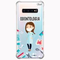 Capa capinha anti shock galaxy s10+ s10 plus 1337 odonto - Quarkcase