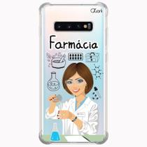Capa capinha anti shock galaxy s10+ s10 plus 1354 farmácia - Quarkcase