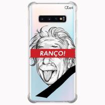 Capa capinha anti shock galaxy s10+ s10 plus 1508 ranço - Quarkcase