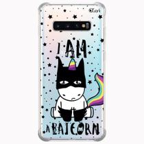 Capa capinha anti shock galaxy s10+ s10 plus 1618 batcorn - Quarkcase
