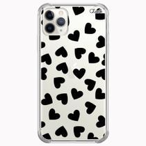 Capa capinha anti shock iphone 11 pro 1555 hearts 4 - Quarkcase