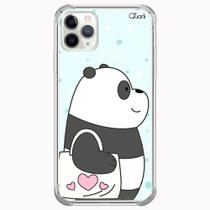 Capa capinha anti shock iphone 11 pro 1592 panda sac - Quarkcase