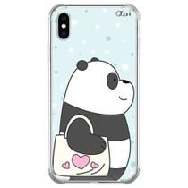 Capa capinha anti shock iphone xs max panda sac 1592 - Quarkcase