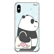 Capa capinha anti shock iphone xs panda sac 1592 - Quarkcase