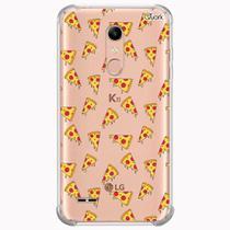 Capa capinha anti shock lg k11 2018 1310 pizza fat - Quarkcase