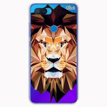 Capa capinha anti shock m8 lite 0570 leão rei - Quarkcase